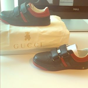 Brand New Kids Gucci Shoes